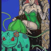 Devious Pokemon Trainer: Poison Ivy