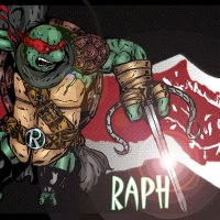 Turtle Power: Raphael