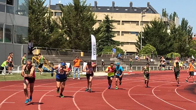 Toni Franco Salas - XVIII Campeonato de España de Clubs en Burgos