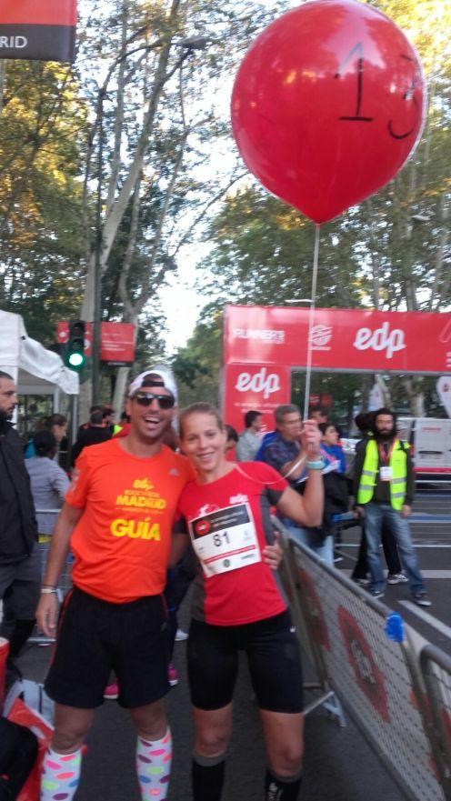 Navalmaratón en Media Maratón Riberos del Tajo, Navalcarnero y Madrid (1)