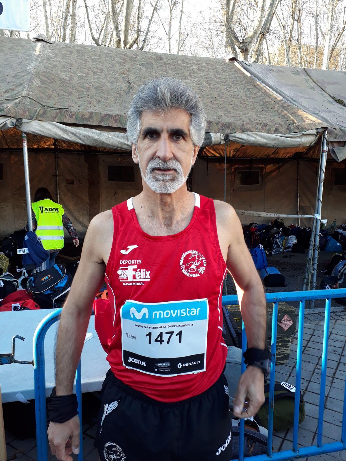 Navalmaratón en la XII Media Maratón Cáceres Patrimonio de la Humanidad y en el Movistar Media Maratón de Madrid