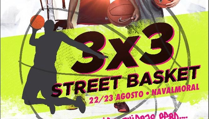 I Torneo 3X3 Street Basket de Navalmoral de la Mata
