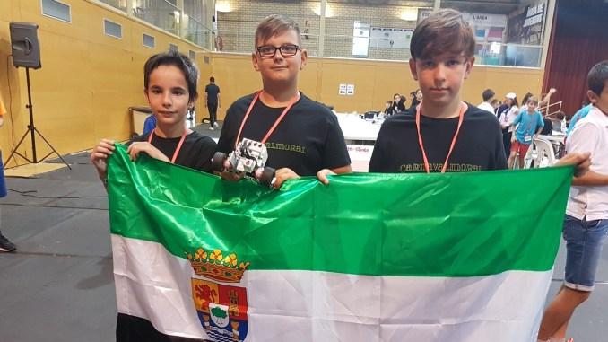 Resultados de ArcaDroidEx en la final de España de la competición de robótica World Robot Olympiad