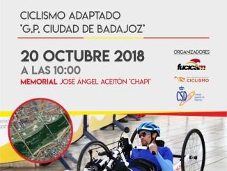 Copa España de ciclismo adaptado (Badajoz)