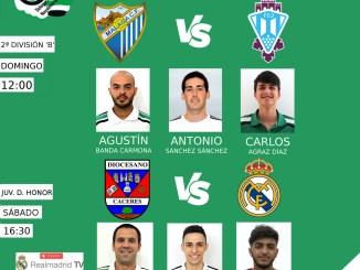 Los árbitros Jayro Muñoz y Carlos Agraz debutarán en nueva categoría