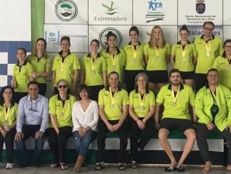 """V Trofeo de Otoño Open Máster """"Ciudad de Navalmoral"""" y I Encuentro Prebenjamín en Villanueva de la Serena"""