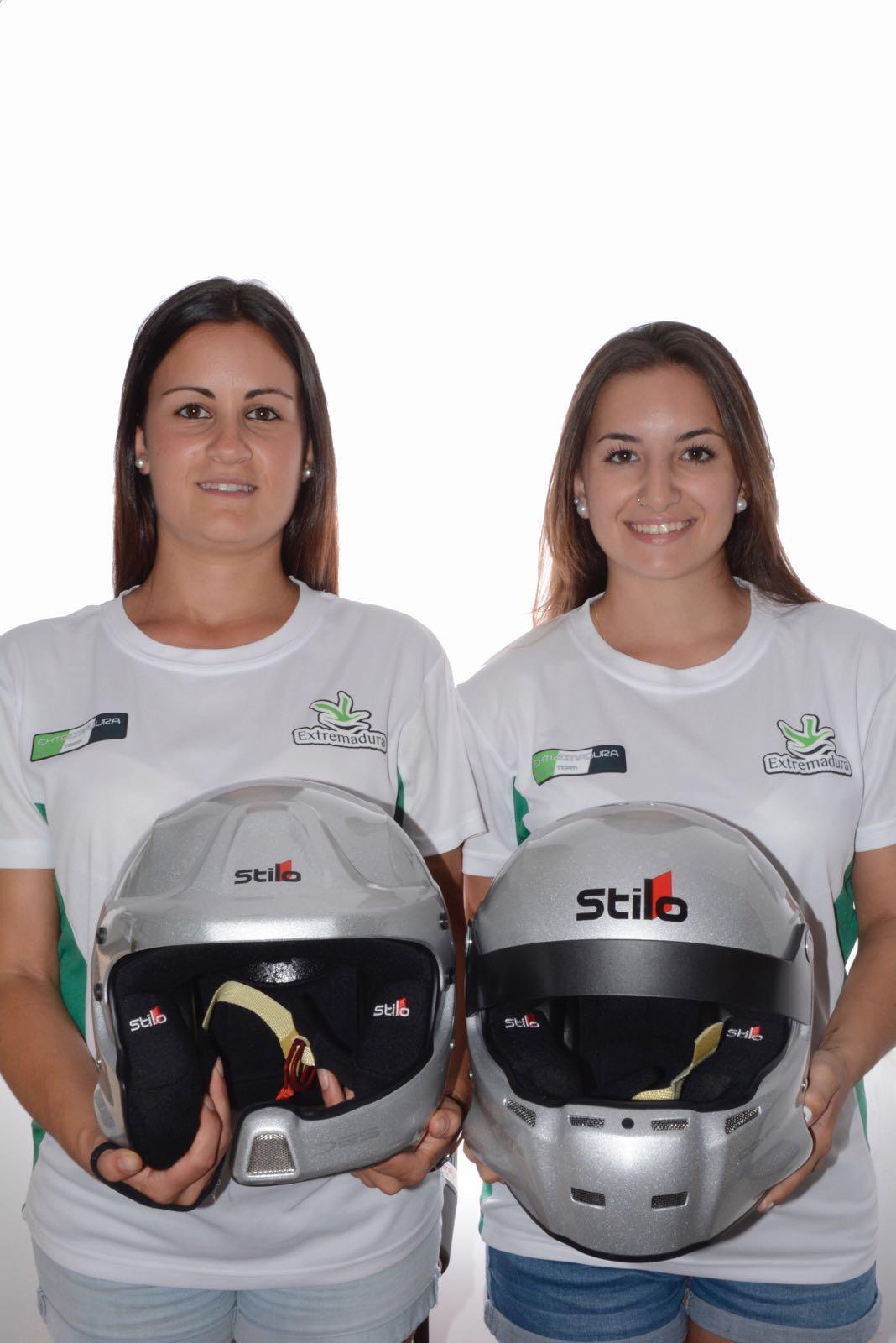 La morala Ainoa de la Osa y la fuentecanteña Mari Márquez campeonas del Trofeo Féminas del regional de Asfalto