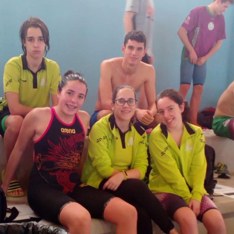 Tres medallas y grandes resultados en el CTO de EXTREMADURA INFANTIL Y JUNIOR en Badajoz