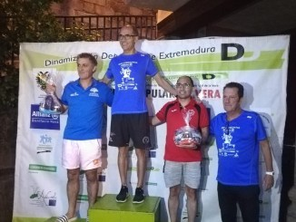 CD Navalmaratón terminó el XIII circuito de carreras popular de la Vera Allianz Bonifacio Navas 2019