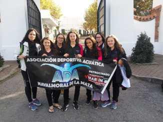 Resumen de la primera jornada del salvamento y socorrismo de la Asociación Deportiva Acuática (ADA- Navalmoral)