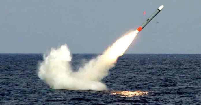 sub launched tomahawk - naval post- naval news and information