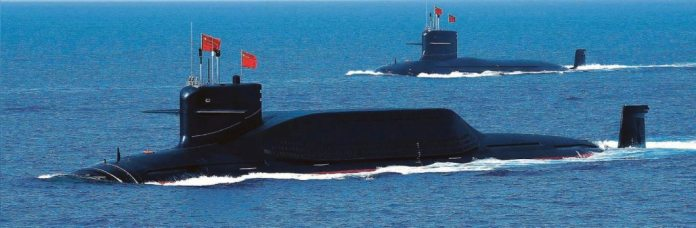 type 094 jin class image.1 - naval post