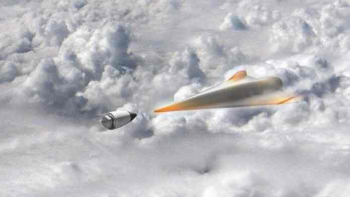 hypersonic glide breaker - naval post- naval news and information