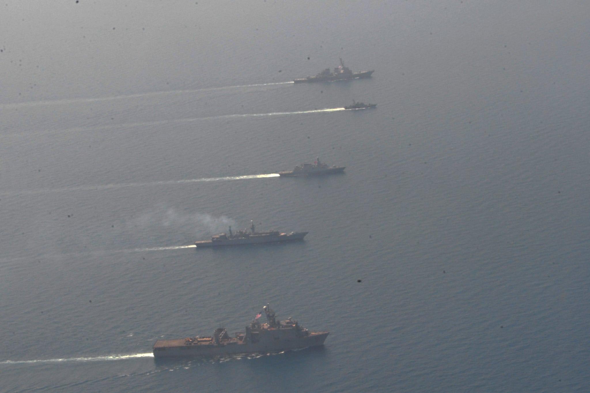 blacksea exercise 2 - naval post