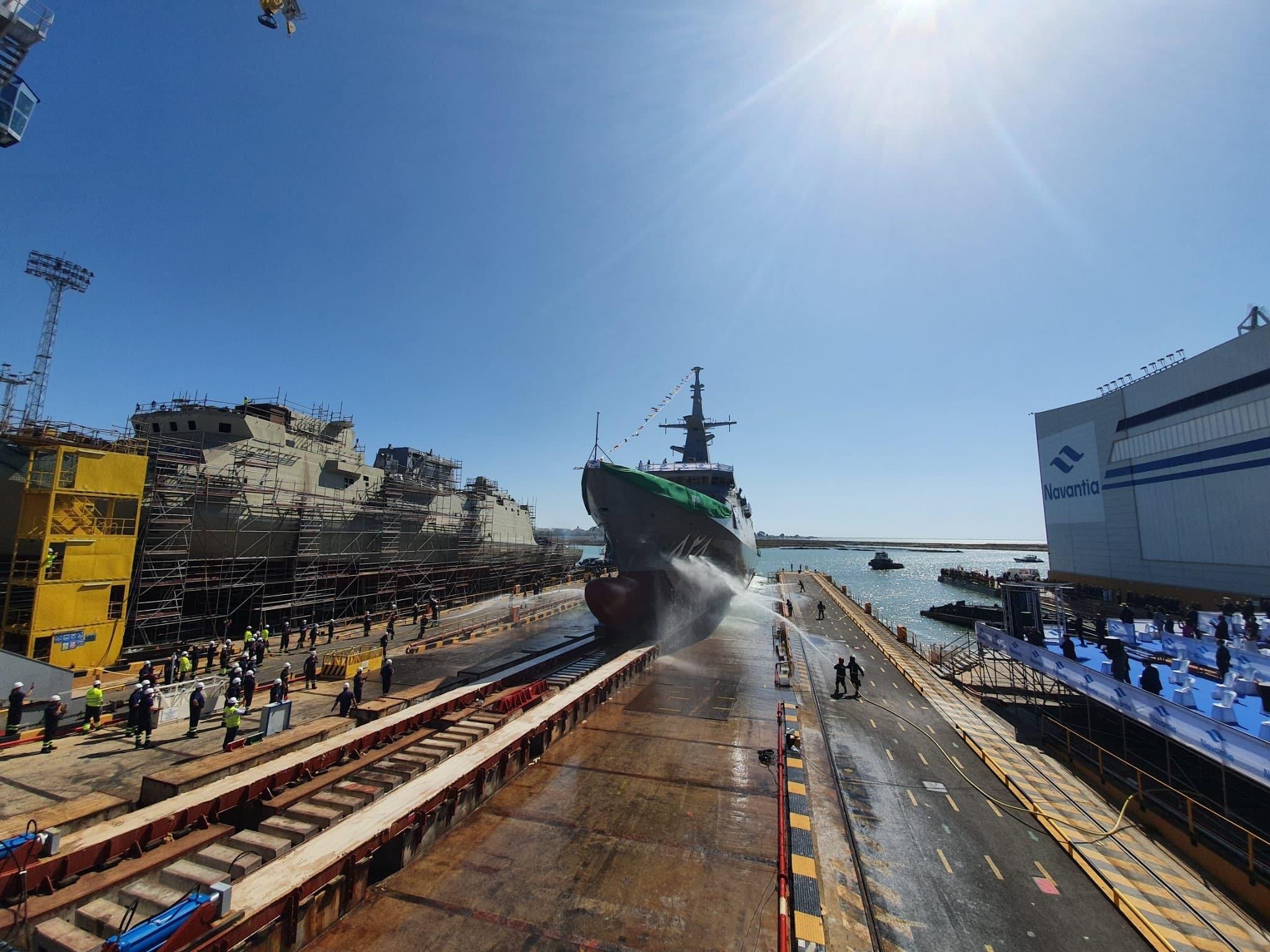 al jubail corvette 5 - naval post- naval news and information