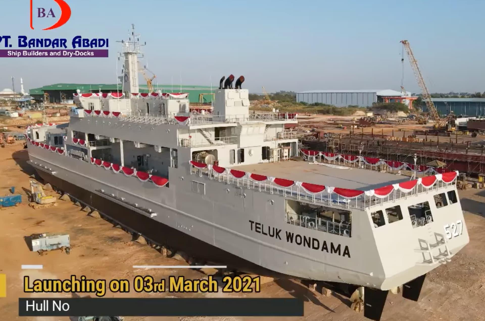 Teluk Bintuni Class LST2 - Naval Post