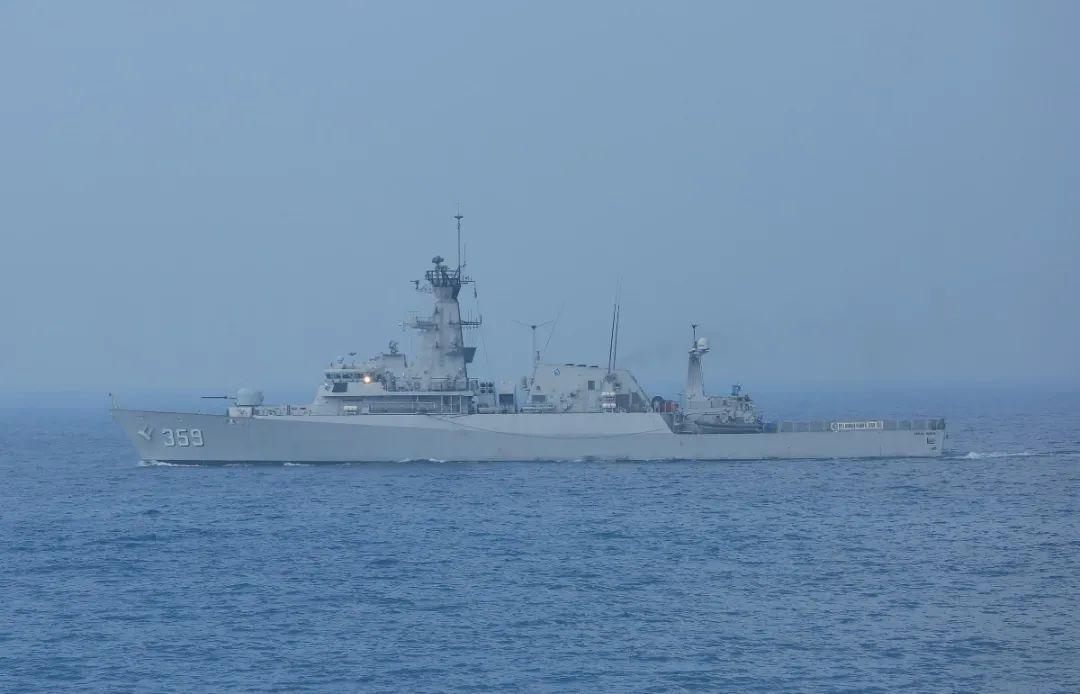 china indonesia passex 6 - naval post