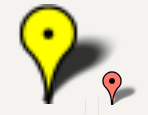 Resize the markers in google maps