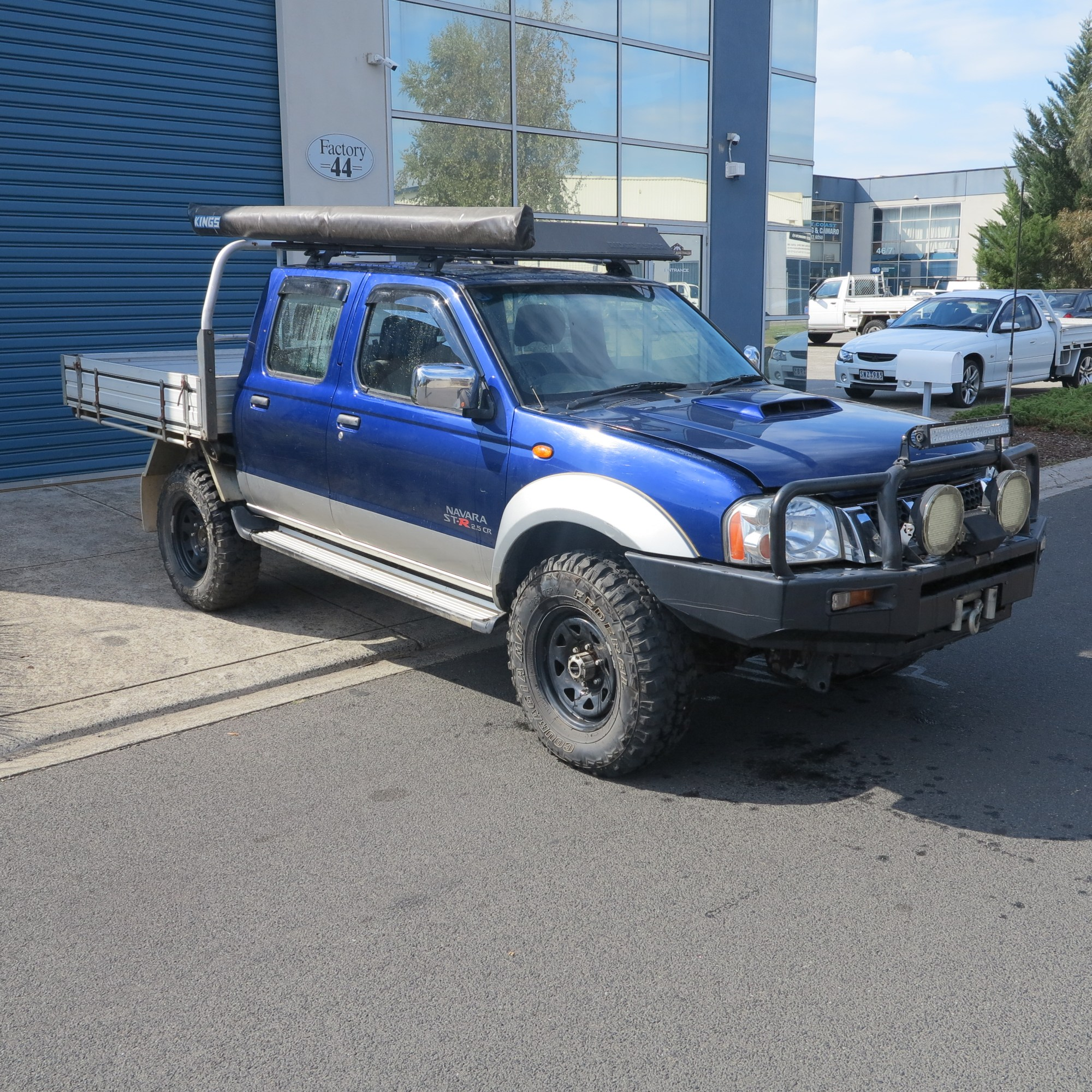 hight resolution of 23 19 2008 nissan navara d22 d cab lots fruit wrecking only