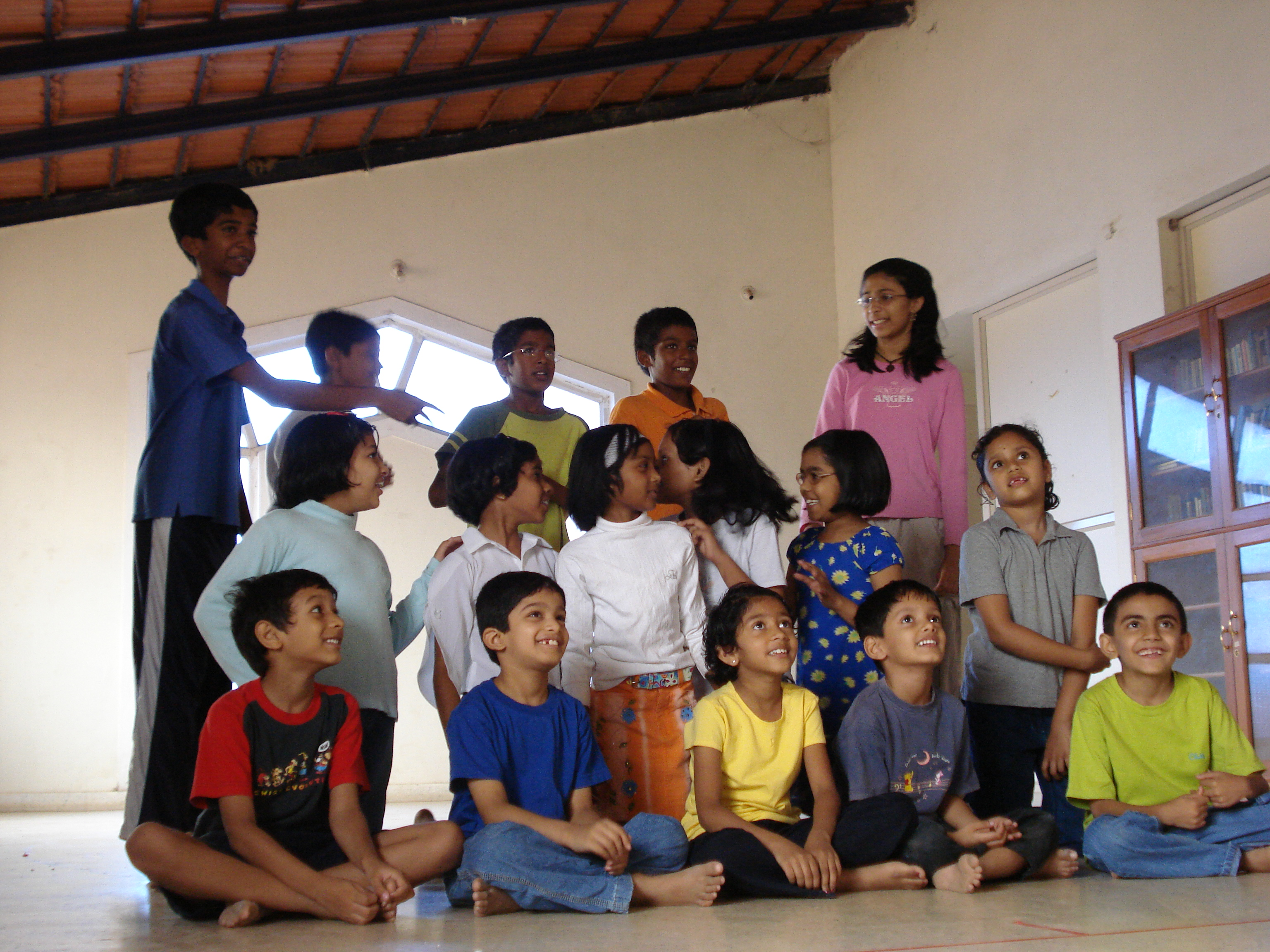 Theatre workshop for children