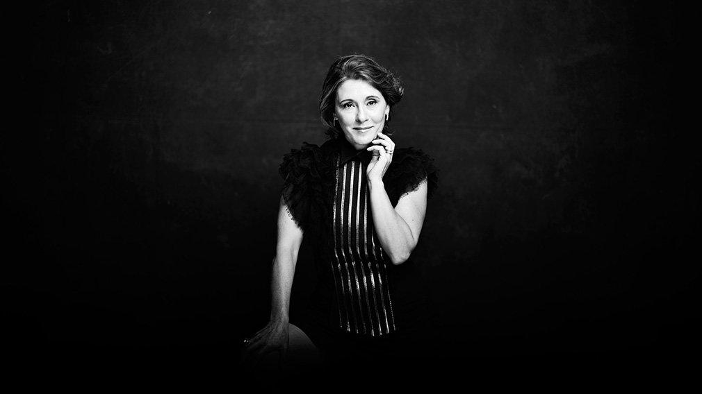 La soprano María Bayo en una foto promocional. DAVID RUANO