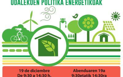 III Jornada sobre ahorro energético en las entidades locales