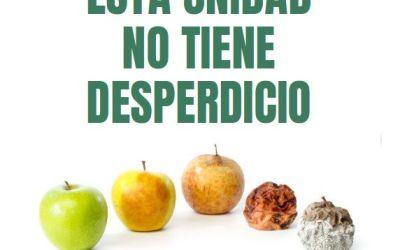 Unidades didácticas para luchar contra el desperdicio alimentario