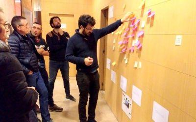 Nueva sesión del Grupo Motor para el empoderamiento energético en Puente la Reina/Gares y votación para la participación en el I Encuentro de Innovación Social de Navarra