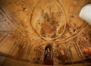 Pinturas góticas, Eristáin , Valdorba