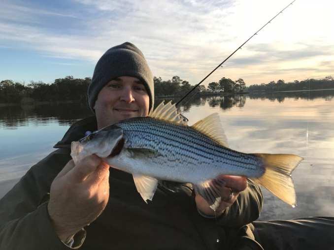 Navarre Kayak Fishing Charters What's Biting - February