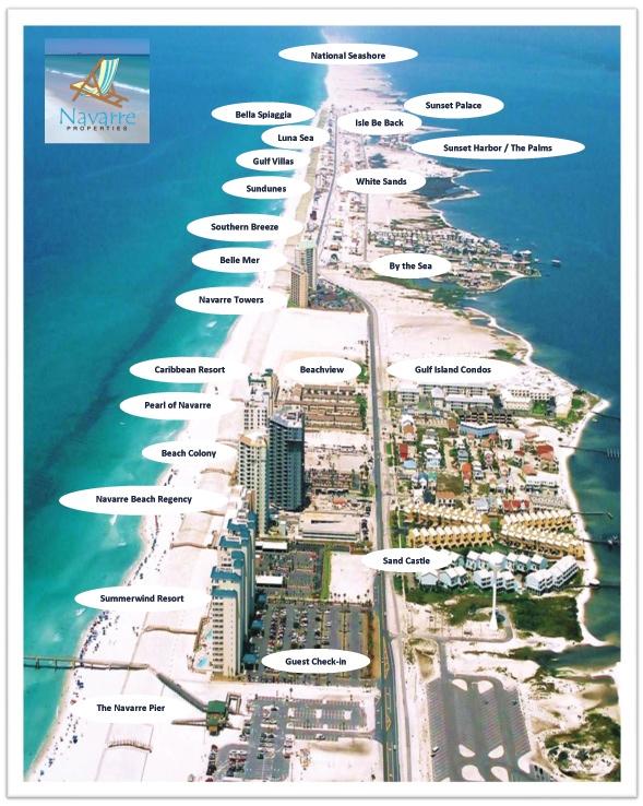 Maps Of Florida Panhandle Beaches : florida, panhandle, beaches, Florida, Beaches, United, Airlines, Travelling