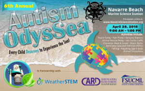 Autism OdysSea at the Marine Science Station @ Navarre Beach Marine Science Station | Navarre | Florida | United States