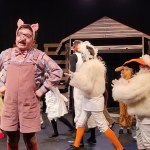 CharlottesWeb Wilbur and animals