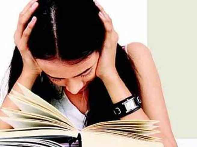 CBSE: How to recognize stress during exams – Fear of depression during exams