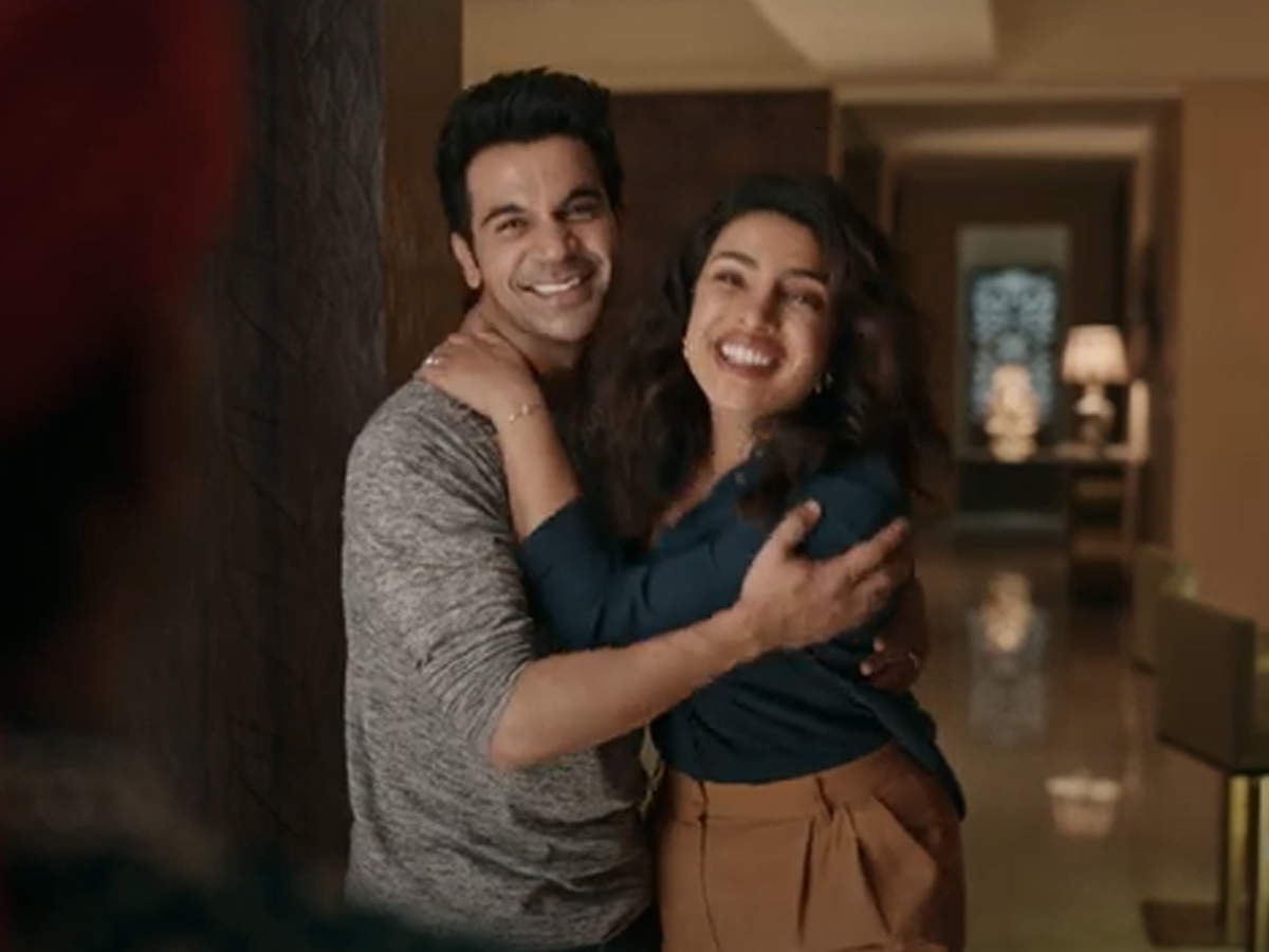 As soon as the trailer of 'The White Tiger' came over, Priyanka Chopra and Rajkumar Rao's character overcame the driver