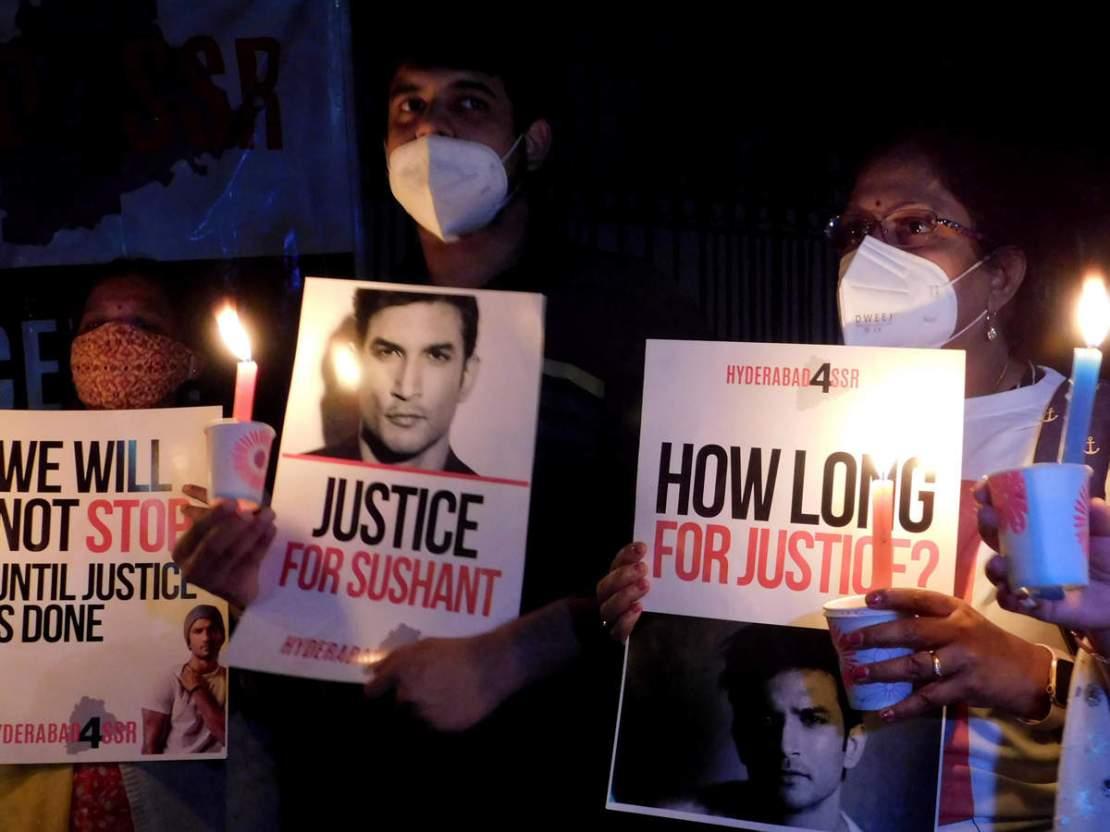 सुशांत सिंह ने की आत्महत्या
