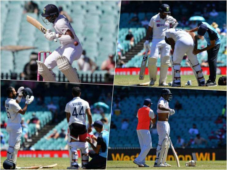 IND vs AUS: हाथ, पैर, पसलियां तक चोटिल, लेकिन टीम इंडिया के जख्मी शेरों ने सिडनी में उड़ाए कंगारुओं के होश