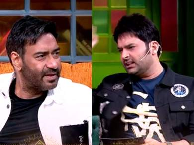The Kapil Sharma Show: Ajay put Kapil's class on flirts with actresses, Sitti-Pitti missing as soon as Ginni was named