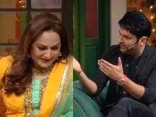 Kapil Sharma asked for the first time to reach Parliament, such a question, Sharma went to Jaya Prada