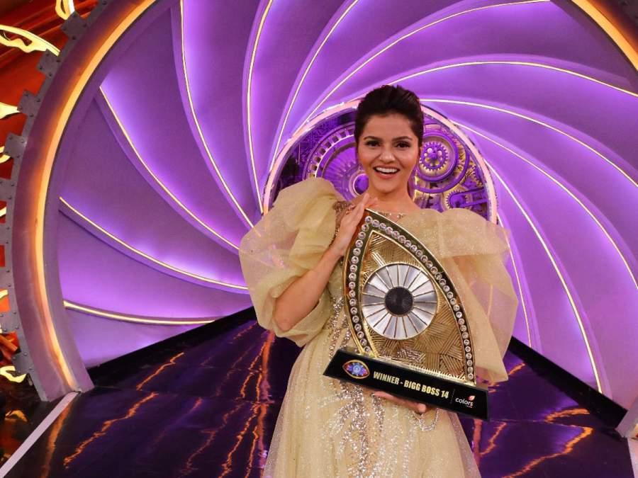 रुबीना दिलैक ने जीता विनर का ताज