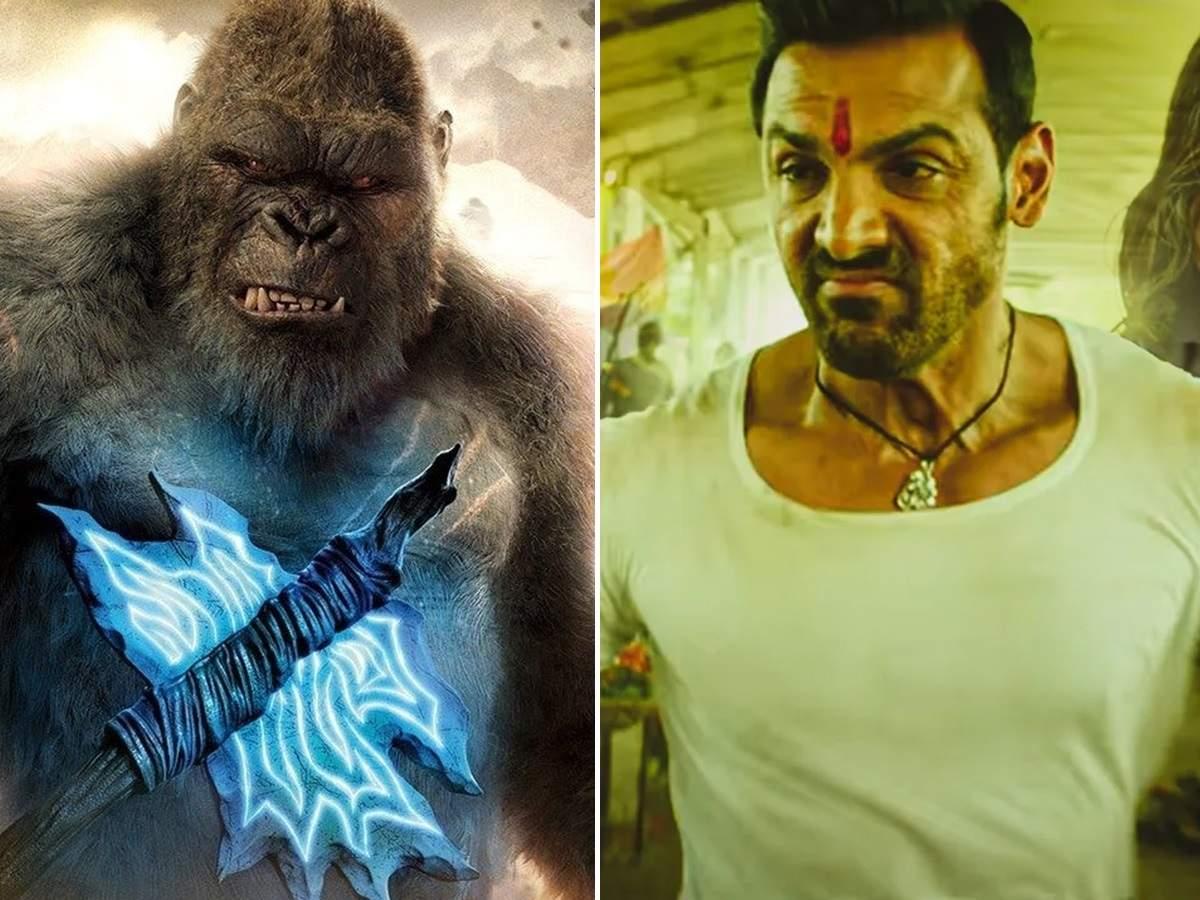 Mumbai Saga vs Box Office Day 7: Mumbai Saga vs Box Office Day 7 Godzilla vs Kong Box Office Day 2 Saina Box Office Guess and Ruhi Box Office Day 15