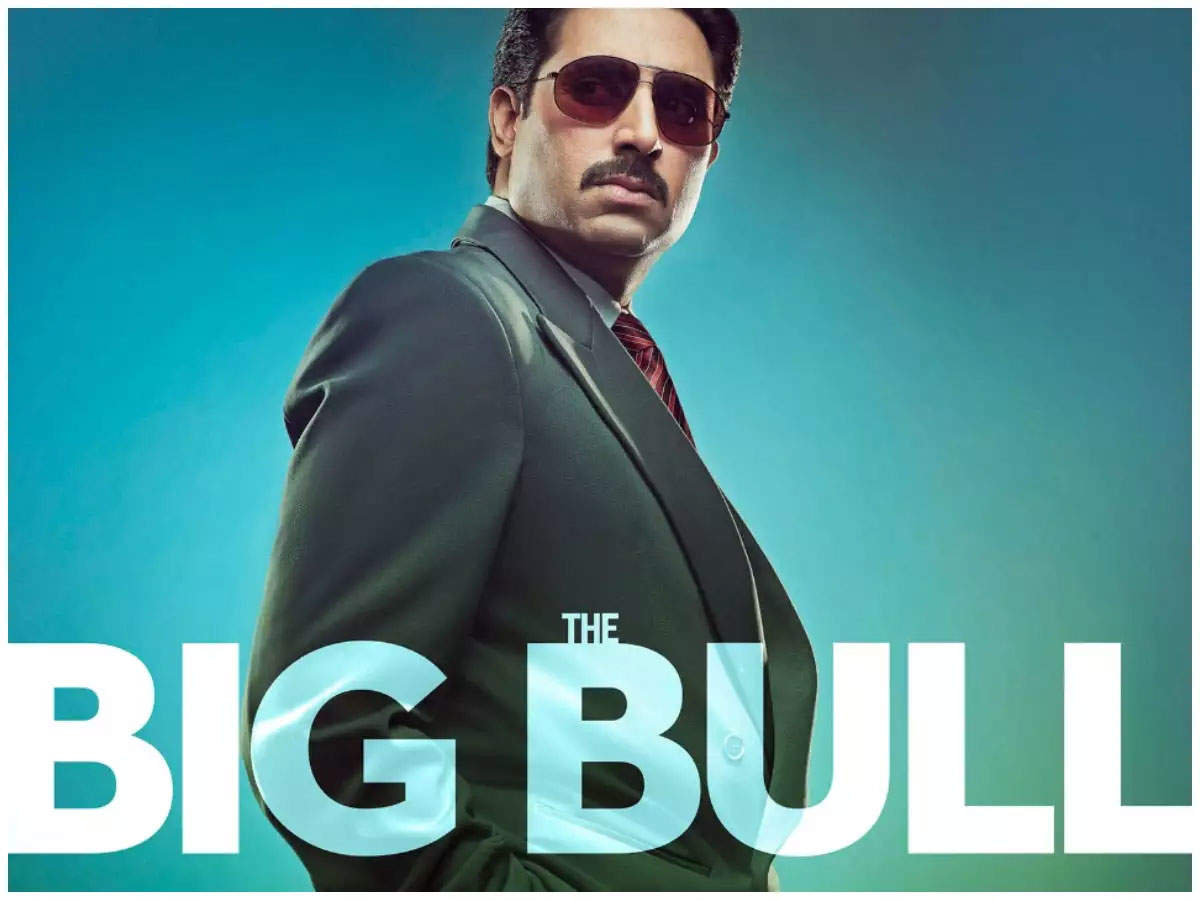 Big Bull Movie Review in Hindi: Abhishek Bachchan Movie The Big Bull Review and Rating