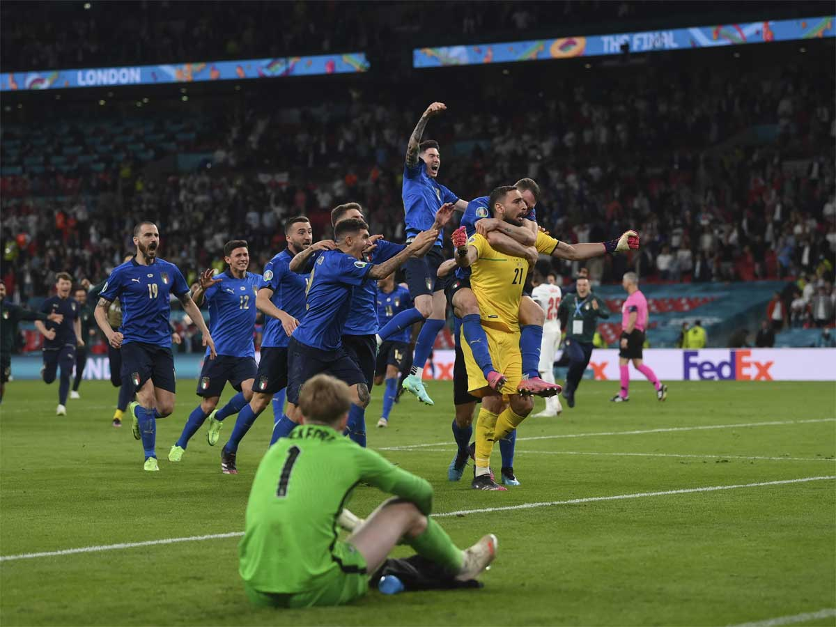 Euro Cup 2020: 22 years of enthusiasm waiting for 55 years … Fans' reaction after Euro Cup final