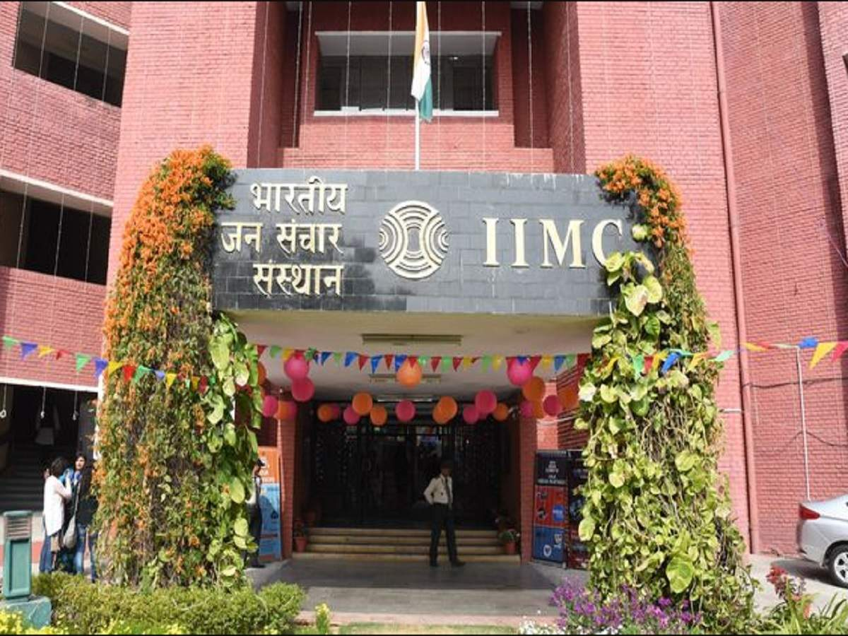 IIMC Admission 2021: IIMC Admission 2021: Can still apply for admission, Entrance Exam will be on 29th, These are the courses – IIMC Entrance Exam 2021, Last date to apply online extended till 15th August