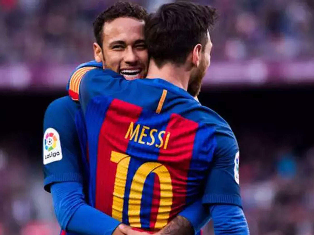 Lionel Messi signs PSG deal: Lionel Messi signs Paris Saint-Germain deal for transfer to French soccer club;  Will Messi and Neymar's superhit duo reappear?  Leo can join PSG