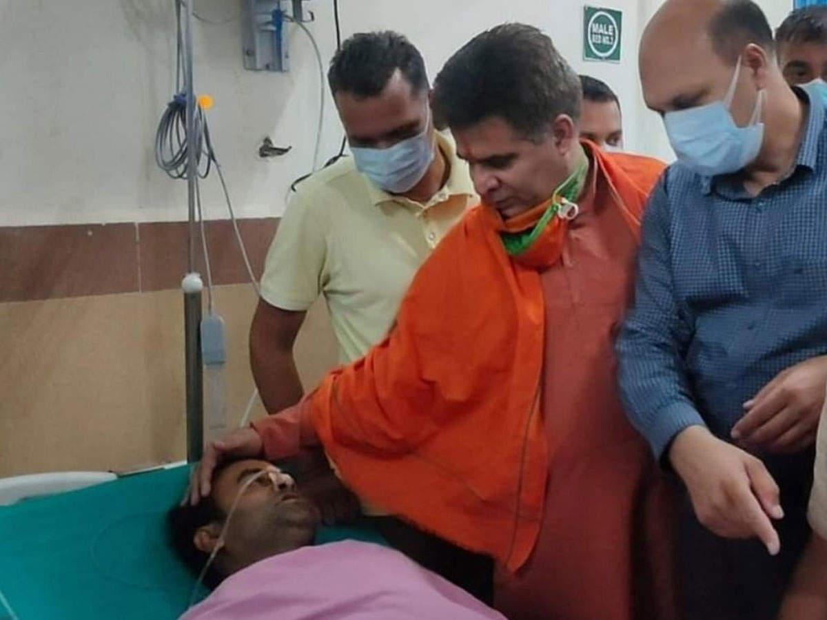 Attack on BJP leader: Rajouri Raha Full Band: Rajouri is closed