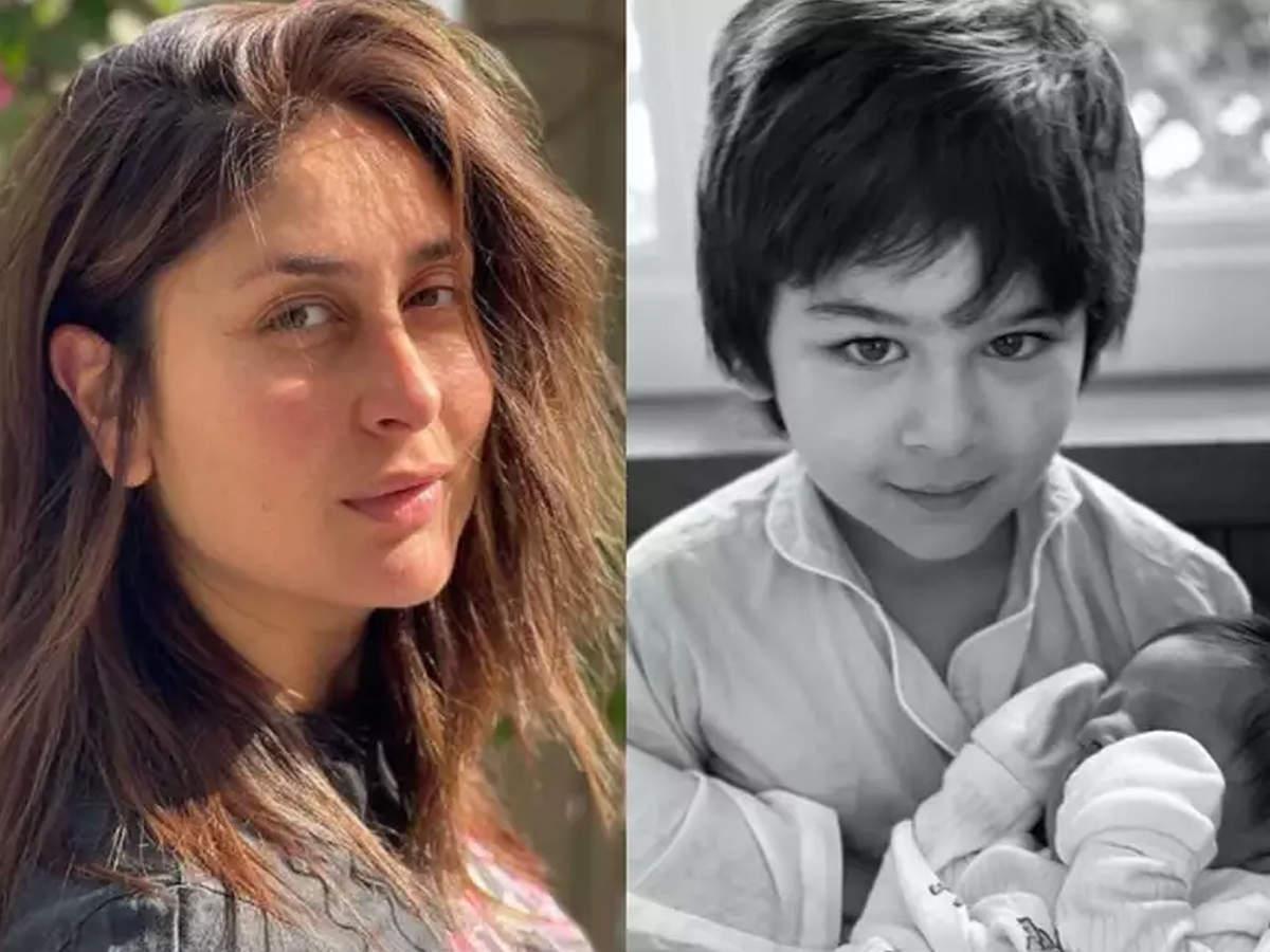 Kareena Kapoor Timur Jahangir Guardianship: Kareena Kapoor Khan opens up to Timur and Jahangir