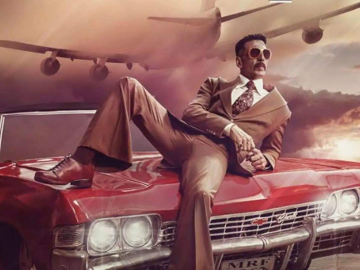 Akshay Kumar's 'Bell Bottom' gets a solid response before its release, advance booking is full
