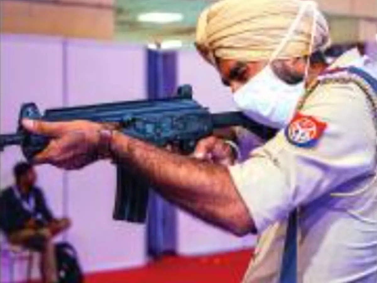 Delhi Police Expo: 5 to 50 km drone shooting system now on the market, price not fixed