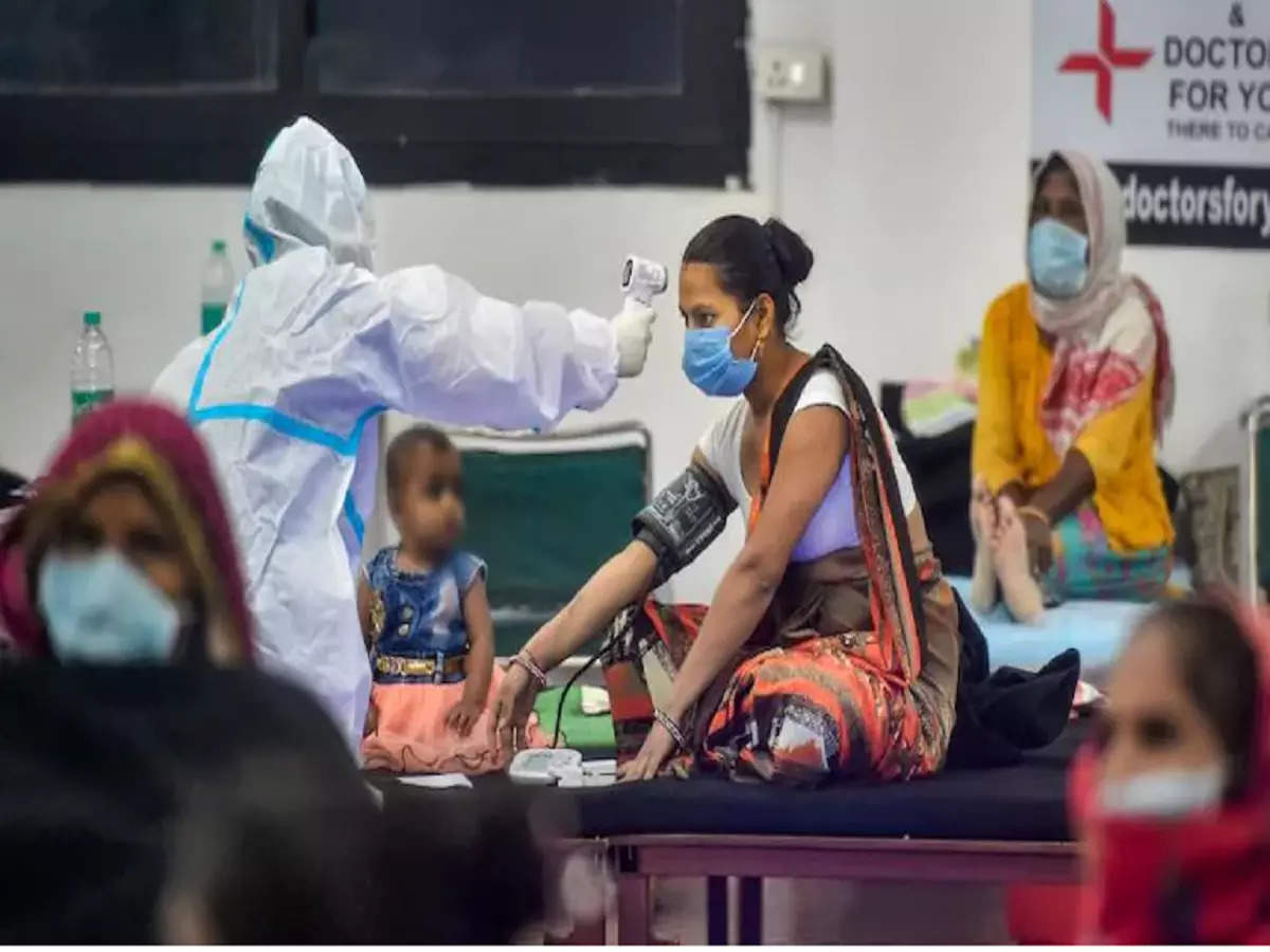 Corona cases in India: Coronavirus latest news today: The lowest number of active patients in 151 days in the country, 34,457 new cases of corona in 24 hours, 375 deaths